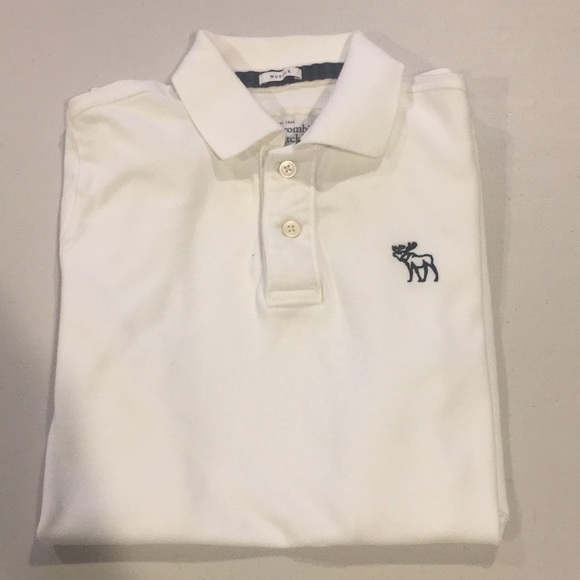 b0d29af0 Abercrombie & Fitch Shirts | Abercrombie Fitch Mens Polo Shirt ...